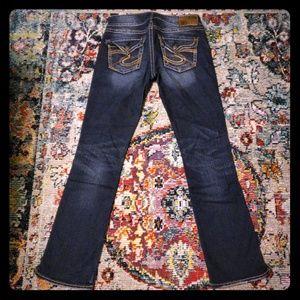 Silver Mackenzie Jeans - 27